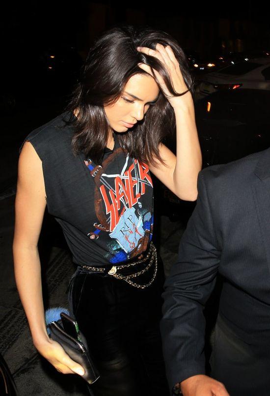Biedna Kendall Jenner! Założyła TO i rozpętało się piekło! (FOTO)