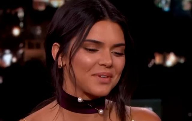 PRYSZCZ Kendall Jenner zniszczył jej wywiad? (FOTO)