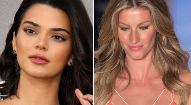 Kendall Jenner WYPRZEDZIŁA Gisele Bundchen – jest NAJLEPIEJ ZARABIAJĄCĄ modelką