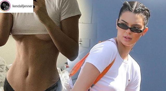 Kobiety uważają, że to najbardziej seksowna część ciała Kendall i idą POD NÓŻ