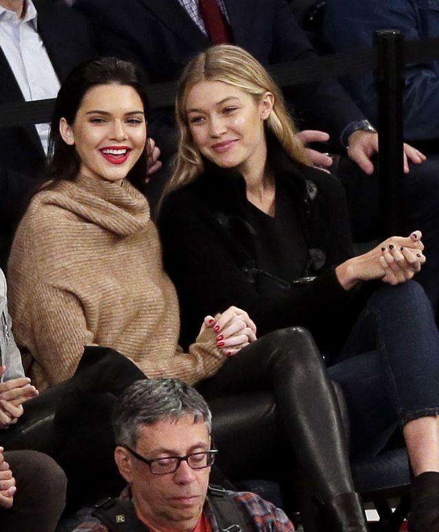 Gigi Hadid i Kendall Jenner skrytykowane przez Rebeccę Romjin