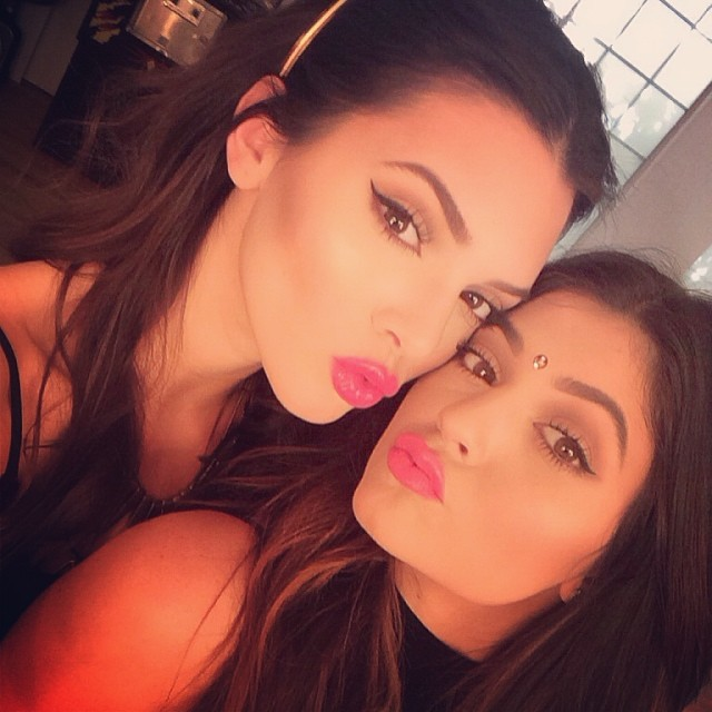 Kendall Jenner zrzuci z tronu Kim Kardashian? (FOTO)