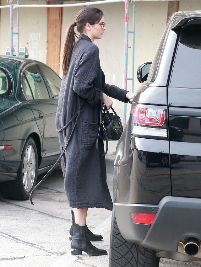 Kendall Jenner obci�a w�osy