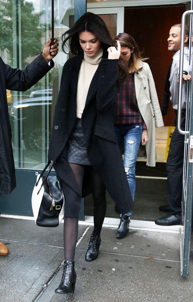 Kendall Jenner obcięła włosy