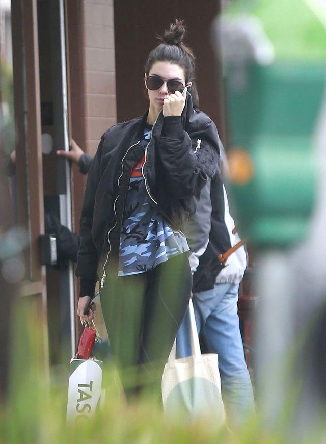 Gdy Kendall Jenner to zrobiła, spadła na nią lawina krytyki