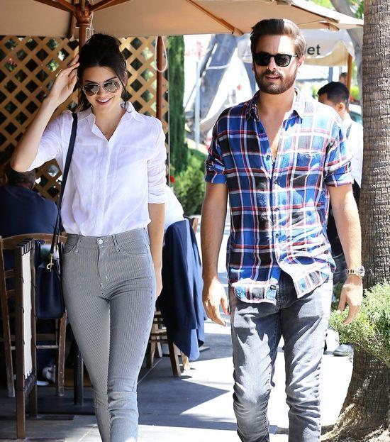 Scott Disick o romansie z Kendall Jenner