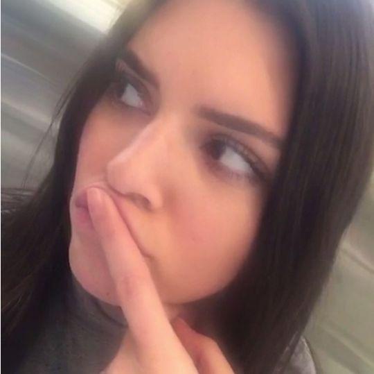 Kendall Jenner śmieje się z siostry? (VIDEO)