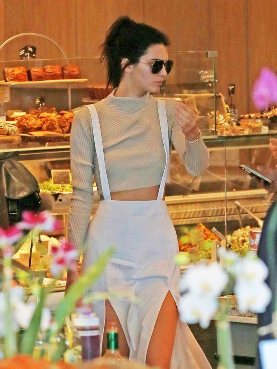 Kendall Jenner wciąż boryka się z tym problemem (FOTO)