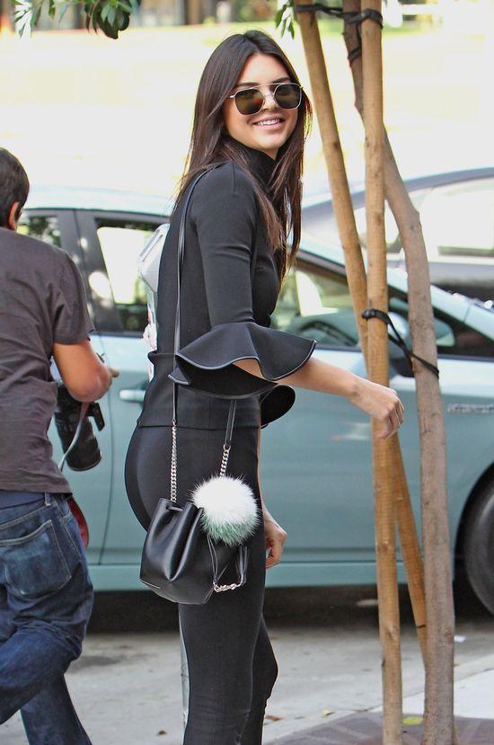 Kendall Jenner w doborowym towarzystwie (FOTO)