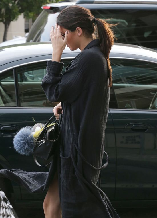 Kendall Jenner wie, jak przyciągać wzrok (FOTO)