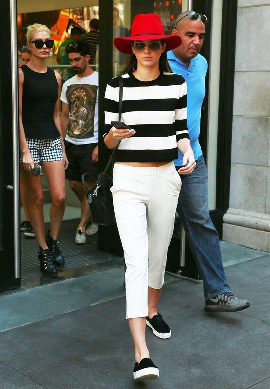 Kendall Jenner już gwiazdorzy?