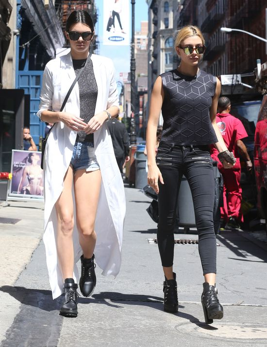 Kendall Jenner nie przyjaźni się z byle kim (FOTO)