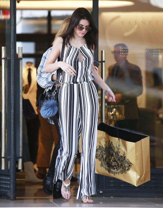 Kendall Jenner powtórzyła błąd Jennifer Lawrence (FOTO)
