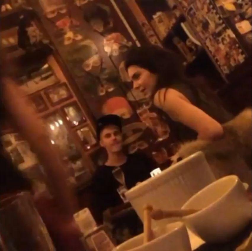 Bieber i Kendall Jenner przyłapani na romantycznej kolacji!