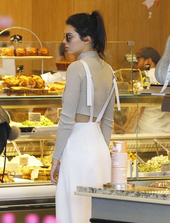 Kendall Jenner wci�� boryka si� z tym problemem (FOTO)