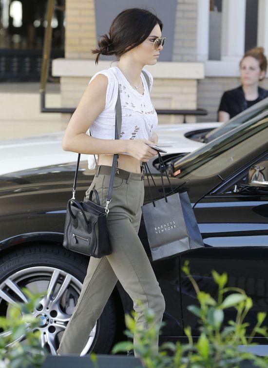 Kendall Jenner tak naprawdę wiele łączy z Kim
