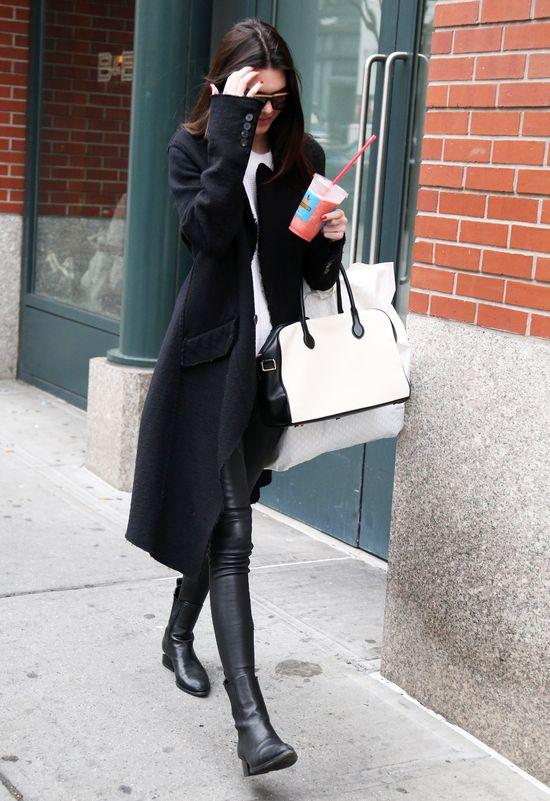 Plotek o związkach Kendall Jenner ciąg dalszy (FOTO)