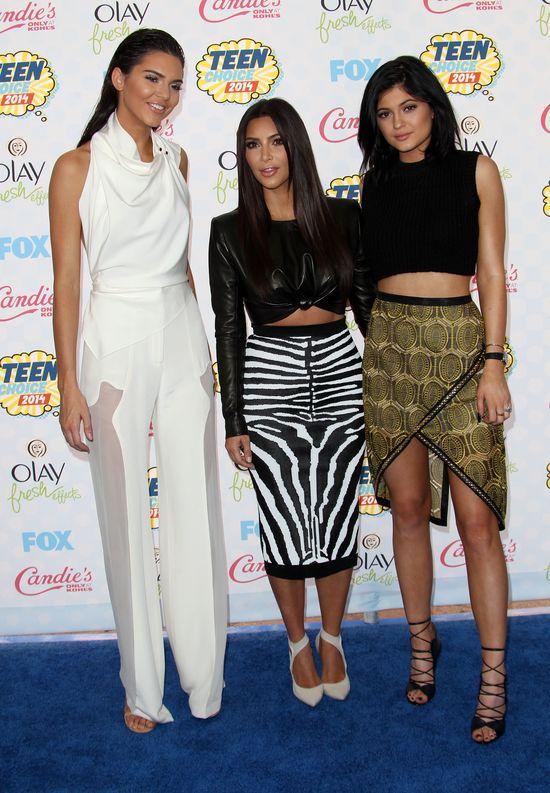 Zaskoczy Was tytuł, jaki otrzymały właśnie siostry Jenner