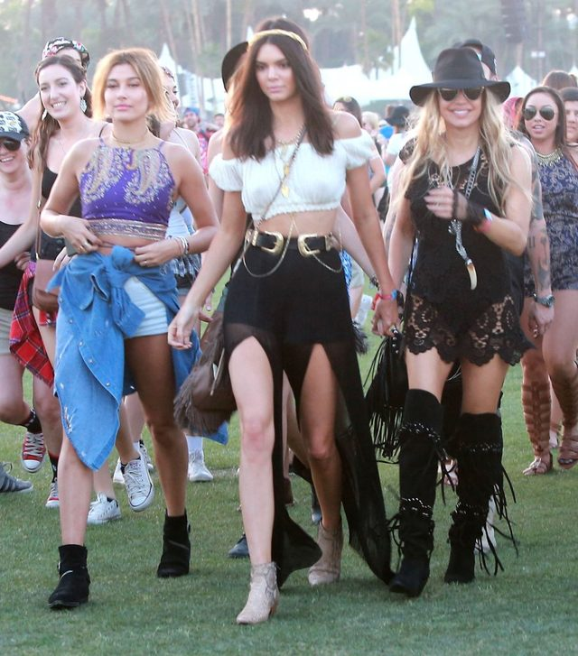 Znana gwiazda w świcie Kendall Jenner (FOTO)