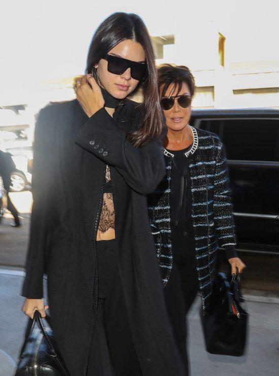 Kendall Jenner: Miałam okropny trądzik