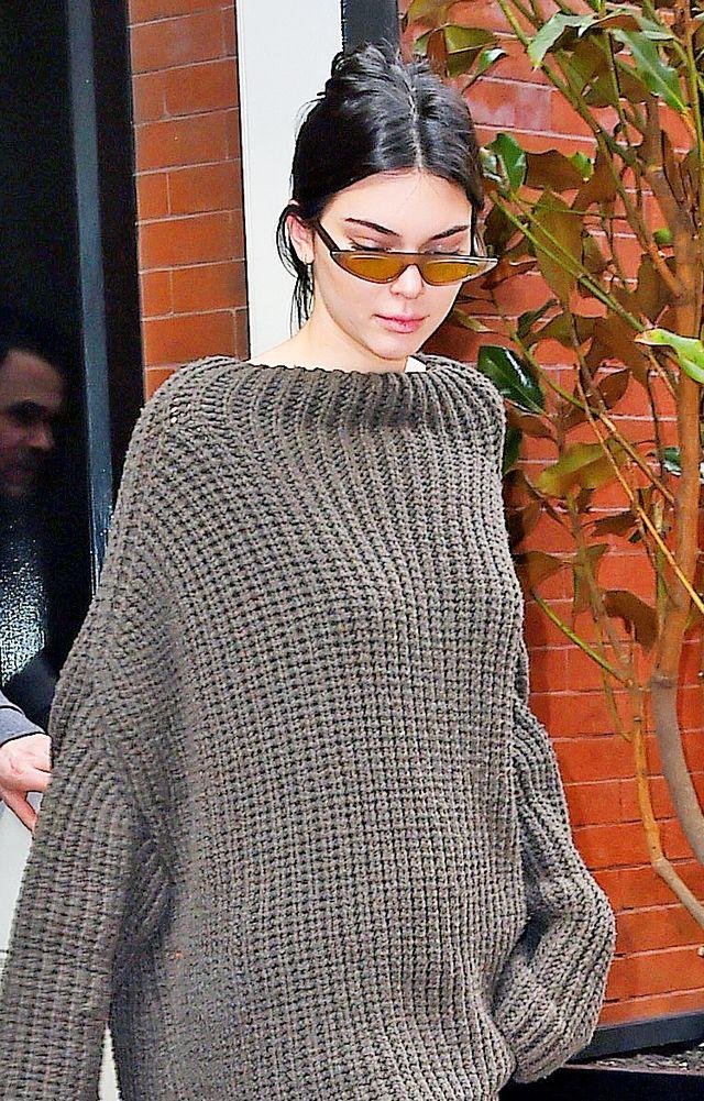 Na pewno lubicie spędzać wieczory tak, jak robi to Kendall Jenner