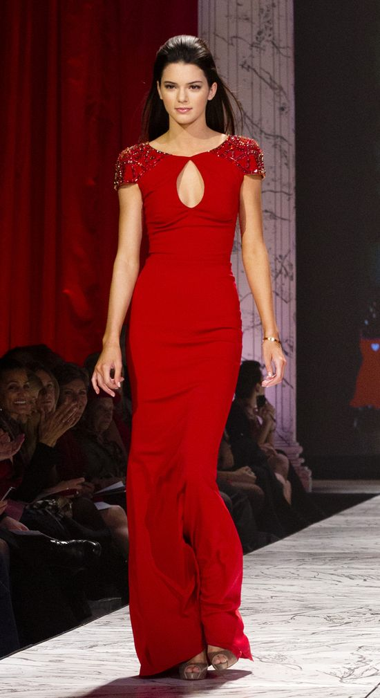 Kendall Jenner zostanie aniołkiem Victoria's Secret?