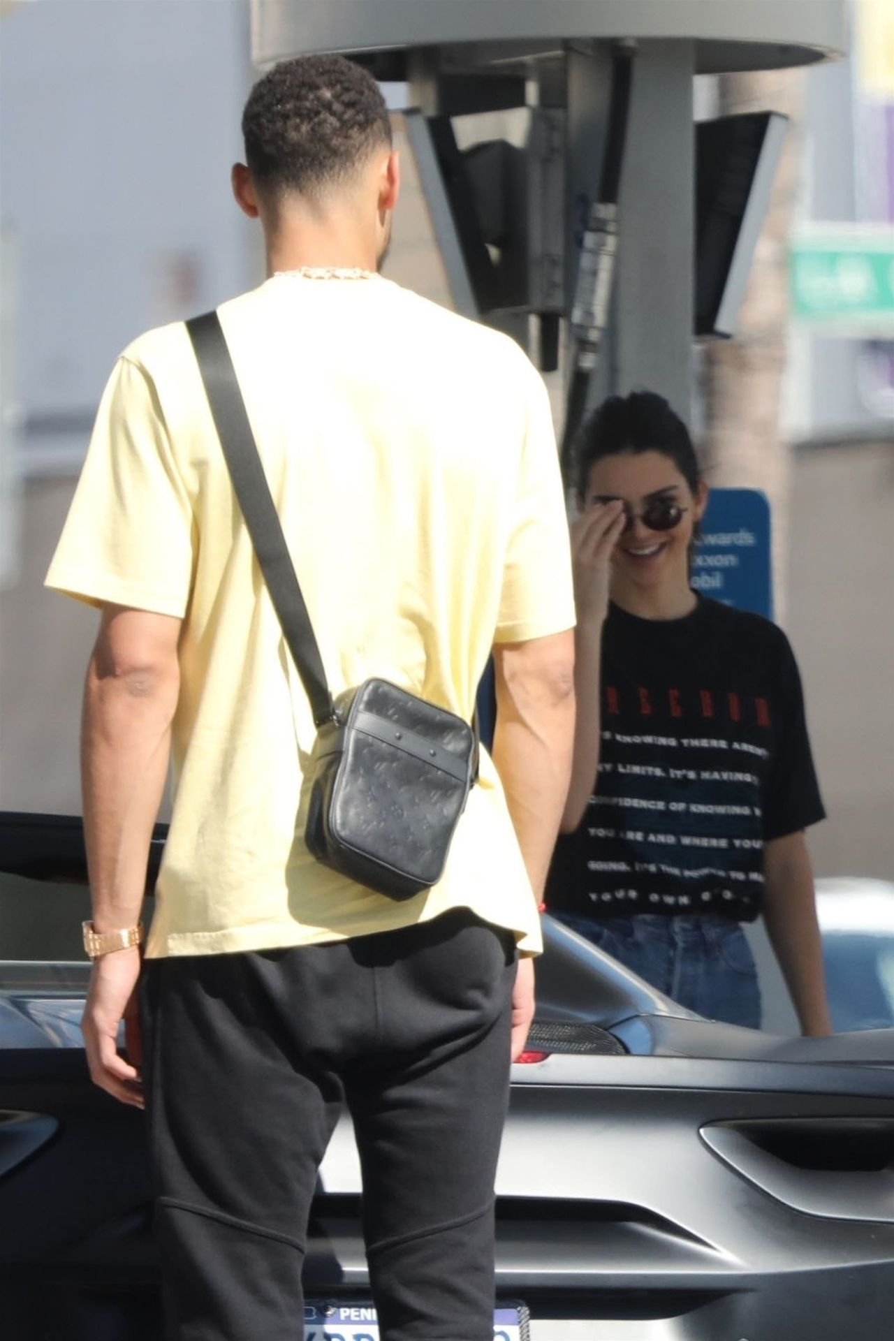 Khloe przez przypadek wygadała się, kto jest teraz CHŁOPAKIEM Kendall!