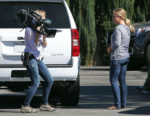 Kendra Wilkinson nagrała, jak wyrzuca męża z domu