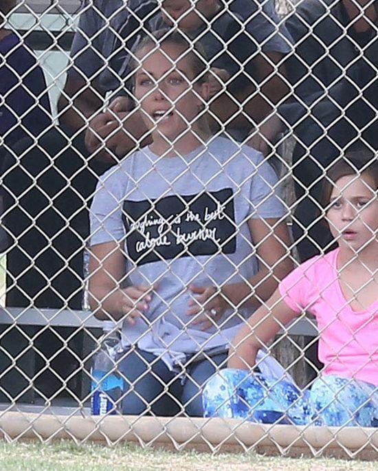 Kendra Wilkinson poświęca się rodzinie (FOTO)