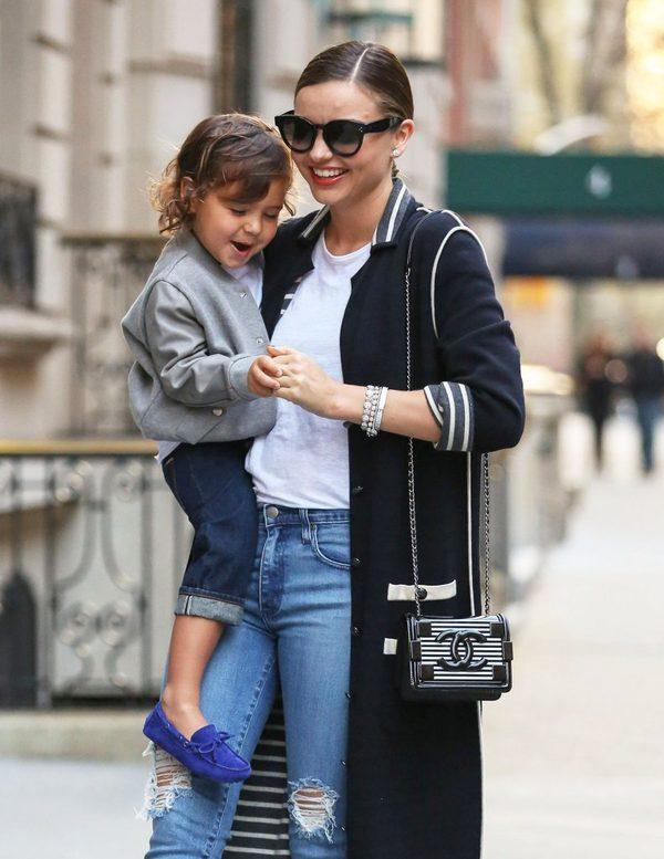 Miranda Kerr opowiada, jaką jest mamą