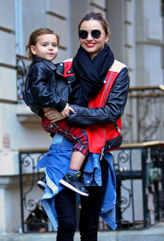 Miranda Kerr ze swoim mężczyzną na ustawce (FOTO)