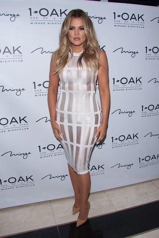 Tę imprezę sponsorowała pupa Khloe Kardashian (FOTO)