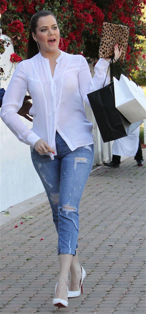 Khloe Kardashian zachęca fanów do swojej diety
