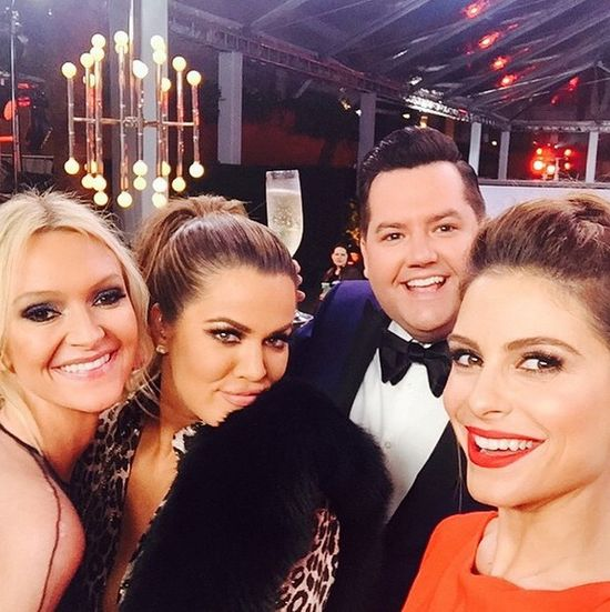 Co Khloe Kardashian robiła na rozdaniu Oscarów?! (FOTO)