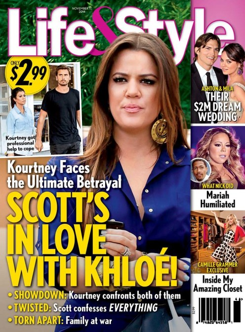 Scott Disick zakochał się w Khloe Kardashian?