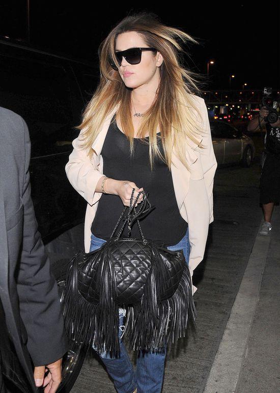 Jessica Mercedes trafiła na bloga Khloe Kardashian!