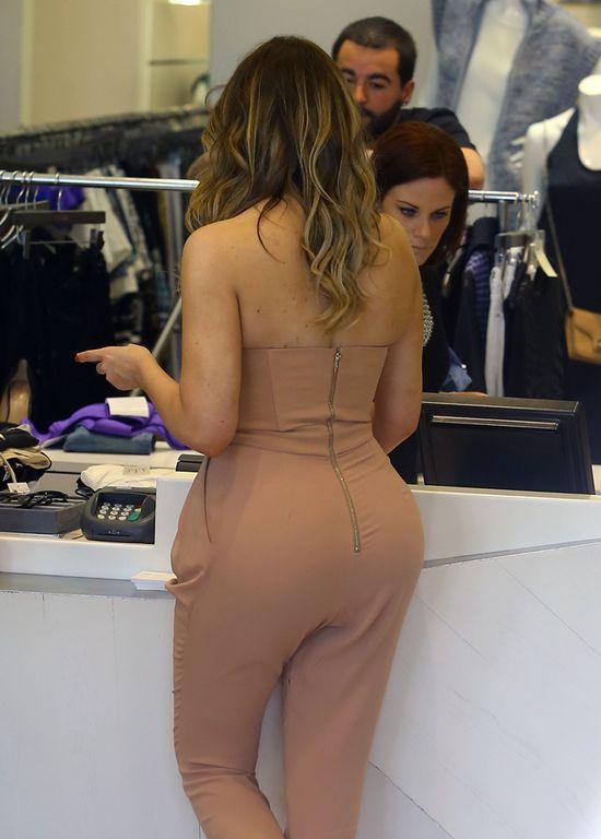 Khloe Kardashian jest zachwycona swoją sylwetką
