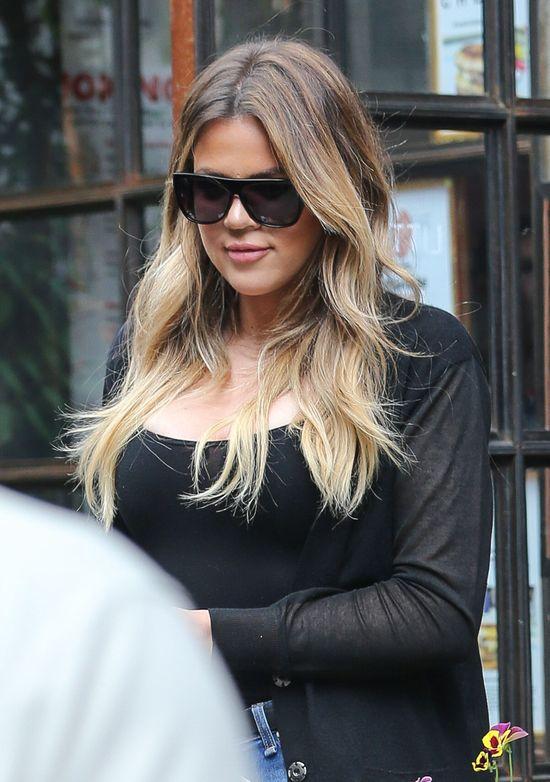 Khloe Kardashian rozbi�a rodzin� French Montany!