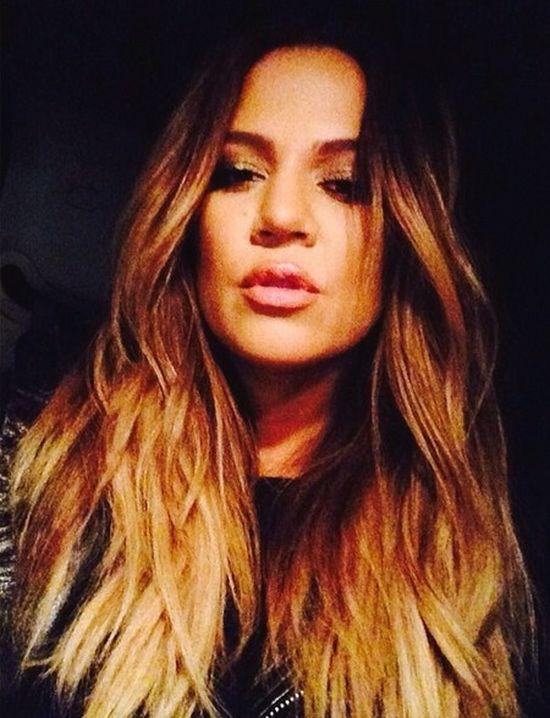 Khloe Kardashian non-stop imprezuje!