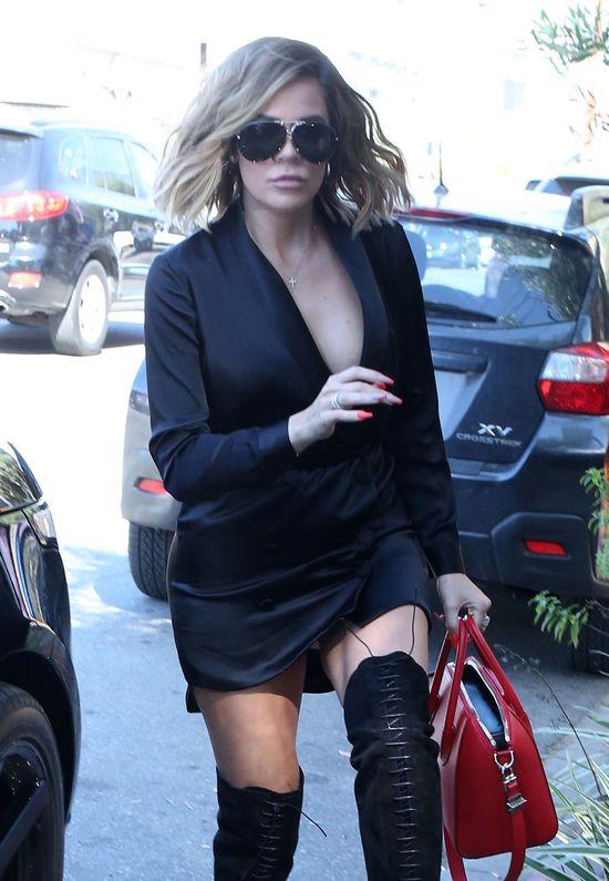 Khloe Kardashian odchudzi Jennifer Garner i zrobi z niej sex bombę?