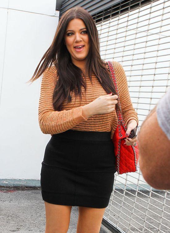Khloe Kardashian: Gotuję dla męża, nie jestem na diecie
