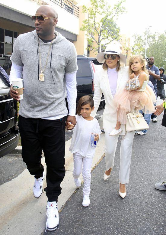 Khloe Kardashian gra na dwa fronty?