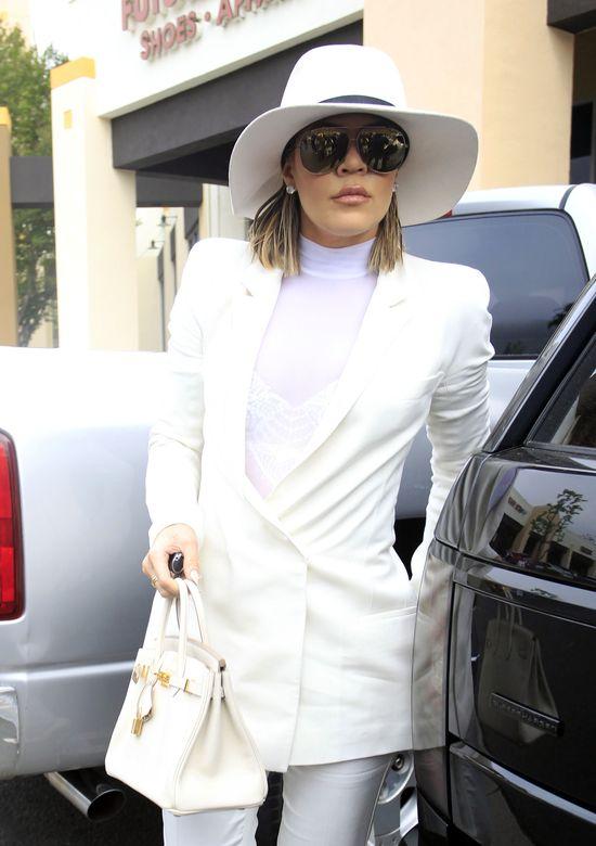 Dramat Khloe Kardashian: Nigdy nie widziałam białego penisa!
