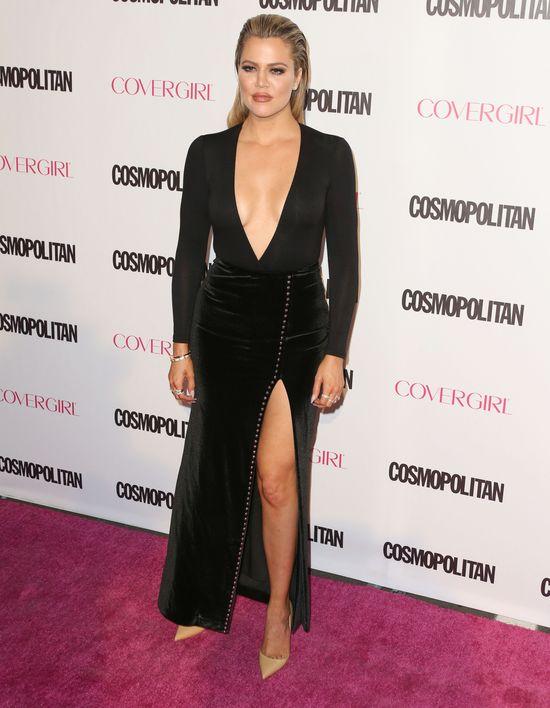 Khloe Kardashian otworzy�a si� w wywiadzie po wypadku m�a