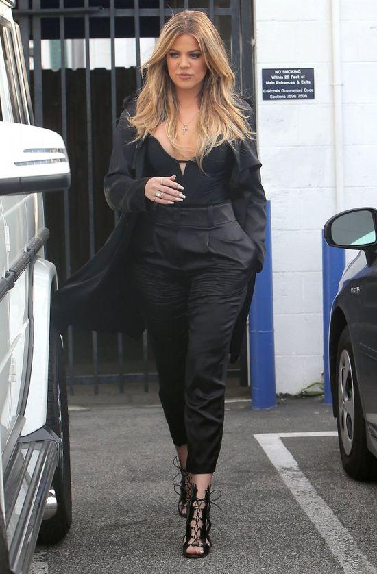 Już niedługo Khloe Kardashian będzie miała silikonowy biust?