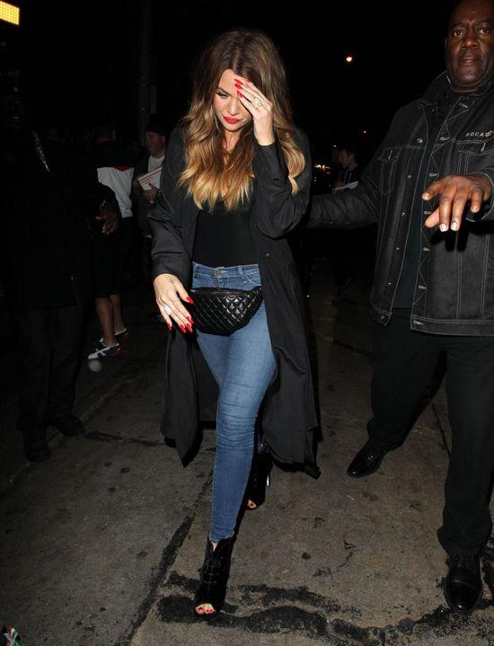 Khloe Kardashian inspiruje się stylem Sary Boruc? (FOTO)