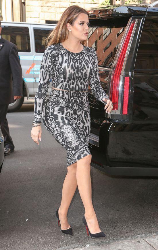 Khloe Kardashian: B�d� mia�a dziecko!