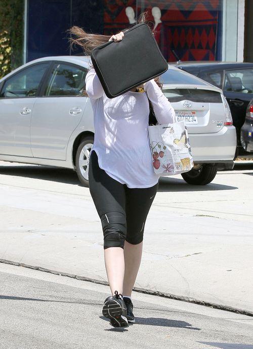 Khloe Kardashian ukrywa ciążę? (FOTO)