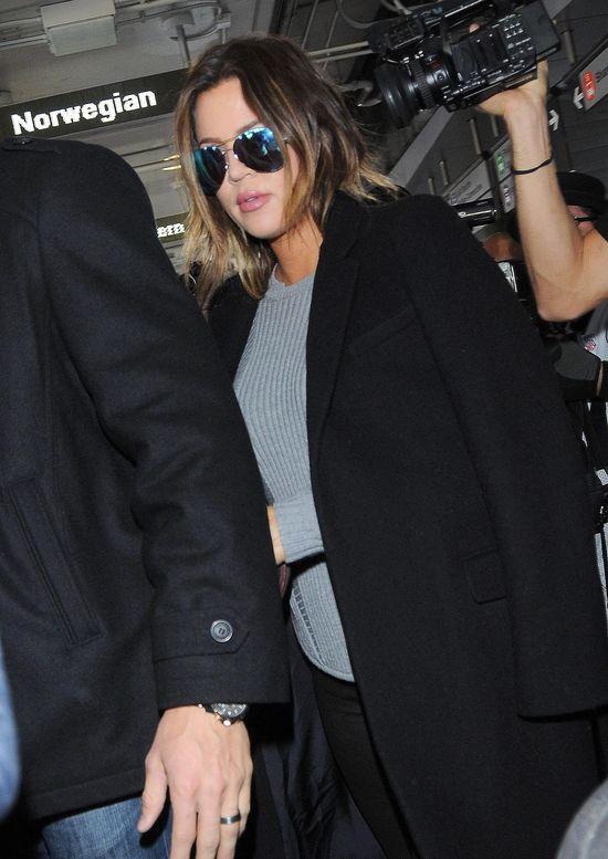 Przerażające kulis związku Khloe Kardashian i French Montany