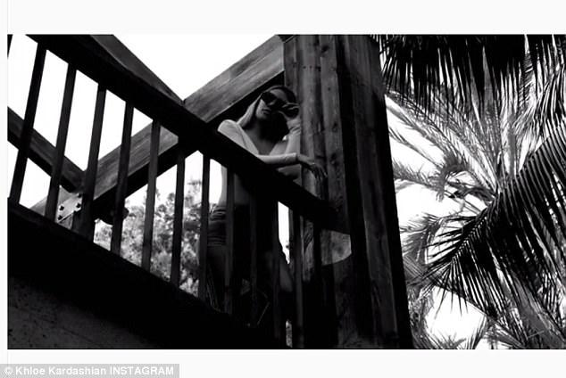 Khloe Kardashian w 5 miesięcy ciąży pokazała się w stroju kąpielowym